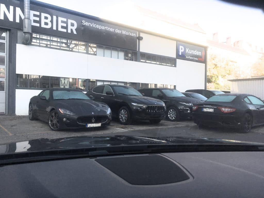 Dinnebier Kudamm - Foto Tino Scheibner